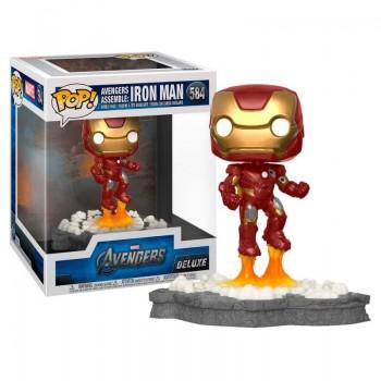 Funko POP Iron Man 584 Vengadores Marvel