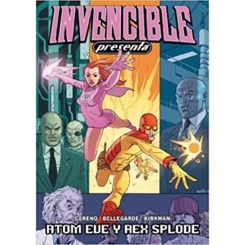Invencible 01: Atom Eve y...