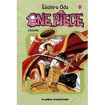 One Piece 03: Evidencia