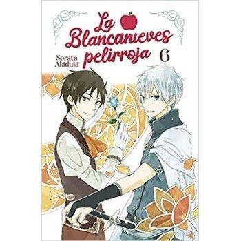 La Blancanieves pelirroja 06
