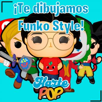 Ilustración Funko...