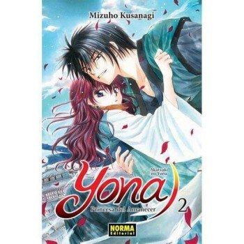 Yona Princesa del Amanecer 02