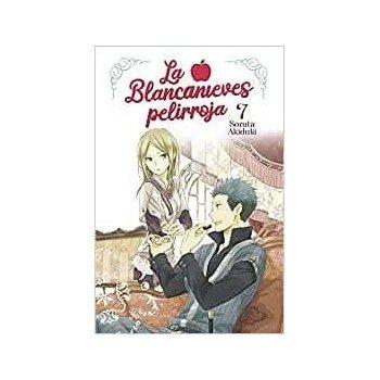 La Blancanieves Pelirroja 07