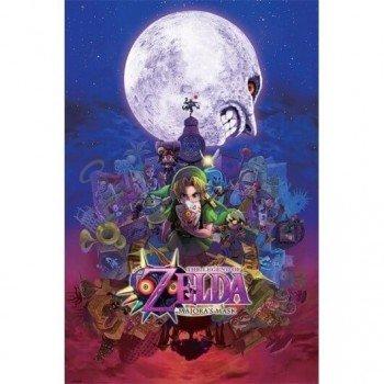 Póster The Legend of Zelda